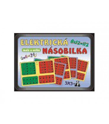 Joc educativ Masă de înmulțire electrică