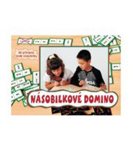 Joc educativ Masa de multiplicare Domino