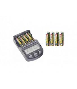 Încărcător de baterii VOLTCRAFT IPC-1L + 8xAA Endurance
