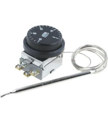 Thermostat cu capilar, AC250/400V, gama 0/+90°C