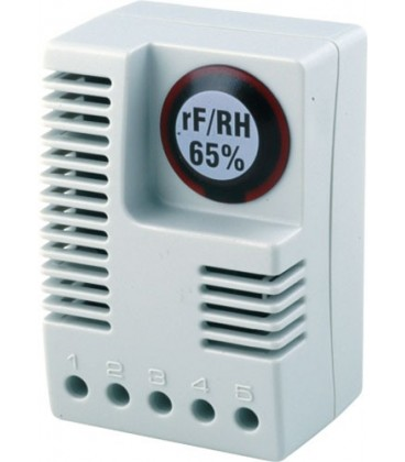 Electronic hygrostat SPDT, range 40...90% RH
