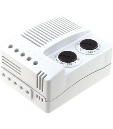 Electronic hygrotherm range temp 0-60C RH 50-90%