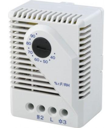 Mechanical hygrostat SPDT, range 35...95% RH