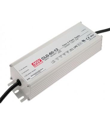 Simbolul clientului: Sursă de alimentare pentru LED-uri 12V 5A 60W