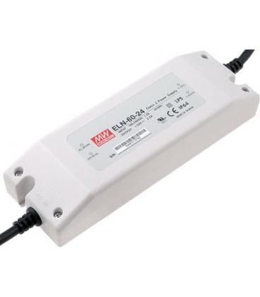 Simbolul clientului: Sursă de alimentare pentru LED-uri 48V 0-1,3A 60W