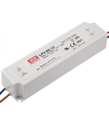 Simbolul clientului: Power supply unit for Led-s 12V 3A 36W