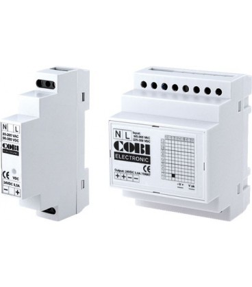 Alimentator:comutare; 30W; 2A; Ualim:90-350V DC; 85V AC÷265V AC