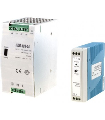 Alimentator:comutare; 76,8W; 1,6A; 85÷264VAC; Ualim:120-370V DC
