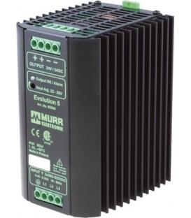 Sursă în comutaţie 480W 20A Conex.electr:bandă cu cleme MURR-85002