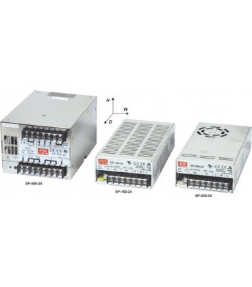Alimentator:comutare; 5V; 12V DC; Iieş:2A; Iieş2:0,5÷10A; 700g