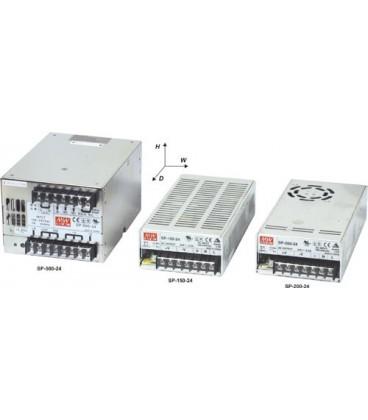 Alimentator:comutare; 24V; 6,5A; Conex.electr:bandă cu cleme