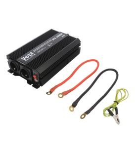 Invertor auto dc/ac 1500W Uieş: 230VAC 10,5÷15,5VDC 92% 24V IPS3000/24V-N 3IPSN34024