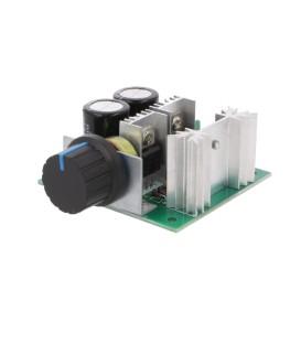 Motor pentru control DC avand curent continuu de ieşire pe canal: 8A