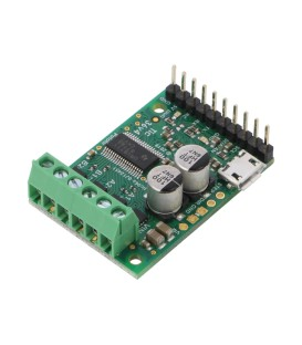 Controler motor pas cu pas I2C,PWM,RC,TTL,USB,analogică 4A