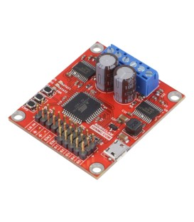 Controler motor DC PWM,RC,TTL,micro-USB 7,5A 6÷34V Canale: 2