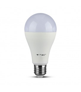 Bec LED - CIP SAMSUNG 15W E27 A65 Plastic Alb crece
