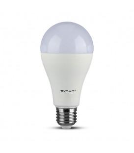 Bec LED - CIP SAMSUNG 17W E27 A65 Plastic Alb cald