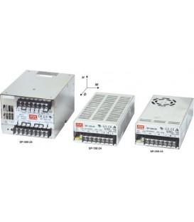 Sursă în comutaţie 7,5V 10A Conex.electr:bandă cu cleme SP-75-7.5