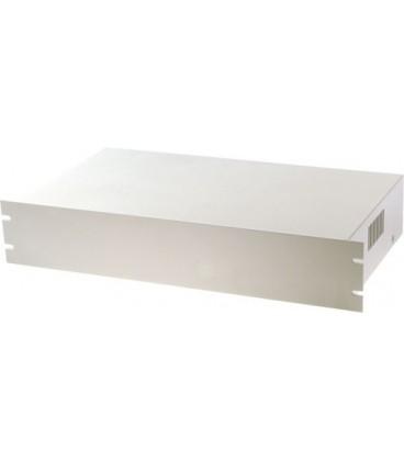 "Carcasă aluminiu:standard 19"" 2U 482x250x88mm"