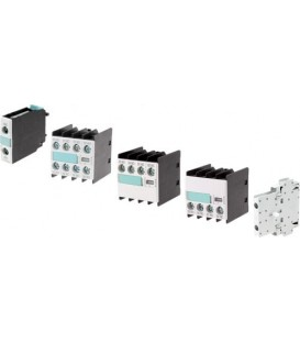 Accesorii pentru contactoare:contacte auxiliare Serie:S00 3RH1911-1LA20