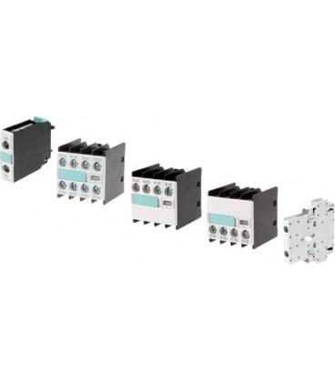 Accesorii pentru contactoare:contacte auxiliare Serie:S0÷S12 3RH1921-1EA20