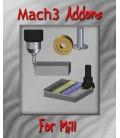 Mach3 AddOns for Mill MACH3ADDONS