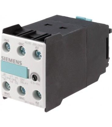 Accesorii pentru contactoare:modul întârziere cuplare 24VAC 3RT1926-2EJ31