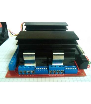 Driver Bipolar Microstep 4 Axis CNC4X35A