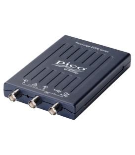 Osciloscop PC 10MHz Canale: 2 8kpts Rezoluţie: 8bit 20V 0÷50°C