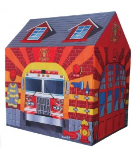 Iplay cort pentru copii casa pompierilor