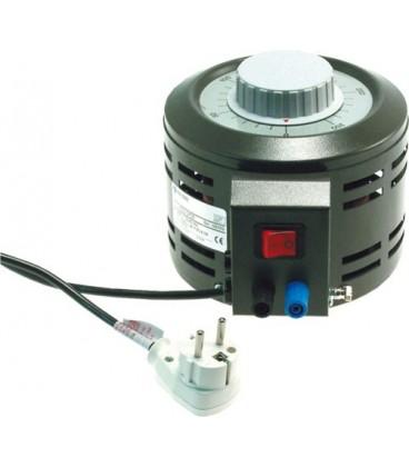 Autotransformator variabil Putere:1,25VA Uieş:0V÷260V 5A 6kg HSN0103-1.25KW