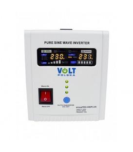 Sursa tensiune centrala termica cu baterie auto 300W