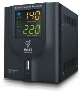 Stabilizator de tensiune cu releu VR27-1000 1000VA