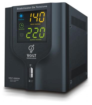 Stabilizator de tensiune cu releu VR-100 2000VA