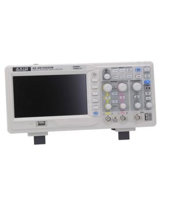 Osciloscop digital 2 Canale 100MHz 1Mpts/ch Imp.int 1MΩ/14pF