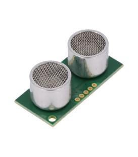 Senzor: distanţă ultrasonic 5VDC TTL 0,01÷4m 40kHz