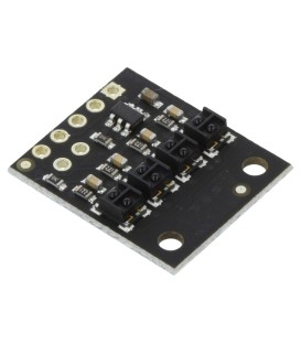 Senzor: distanţă reflexiv 2,9÷5,5VDC digital Canale: 4 17x20mm