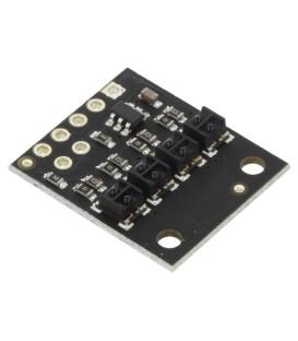 Senzor: distanţă reflexiv 2,9÷5,5VDC analogică Canale: 4