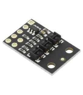 Senzor: distanţă reflexiv 2,9÷5,5VDC analogică Canale: 3