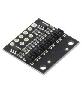 Senzor: distanţă reflexiv 2,9÷5,5VDC analogică Canale: 5