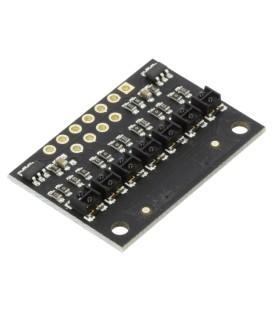 Senzor: distanţă reflexiv 2,9÷5,5VDC analogică Canale: 7