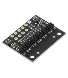Senzor: distanţă reflexiv 2,9÷5,5VDC analogică Canale: 6