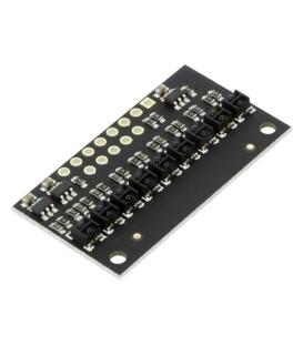 Senzor: distanţă reflexiv 2,9÷5,5VDC analogică Canale: 9