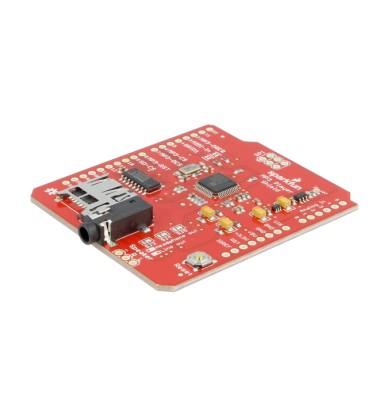 Modul: audio modul player fişiere audio SPI 3,3÷5VDC