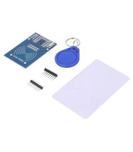 Modul: RFID SPI 40x60mm carduri RFID,modul Destinaţie: ARDUINO