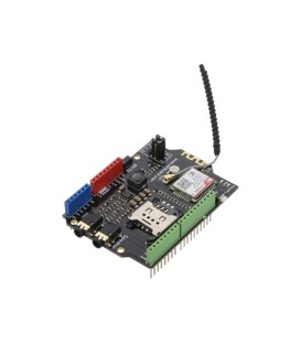 Modul: GSM shield 7÷23VDC 70x53,3mm Destinaţie: ARDUINO