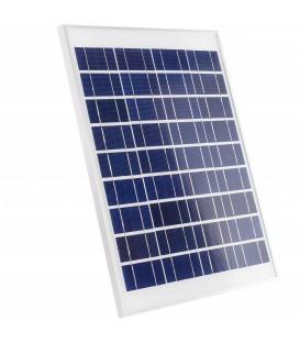 Panou fotovoltaic solar MC4 PV POLI 18V 20W 465x350x17mm + cablu 5m