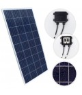 Panou fotovoltaic solar MC4 PV POLI 18V 180W 1480x670x35mm + cablu 0.9m + conectori MC4
