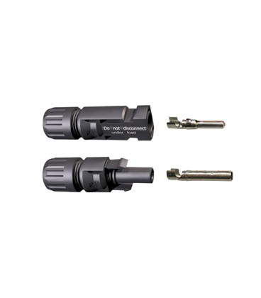 Connector for MC4 solar panels