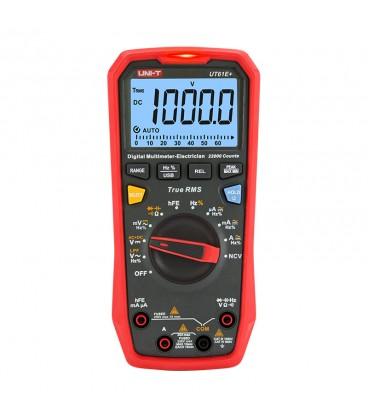 Multimetru digital UT61E+ 1000V True RMS